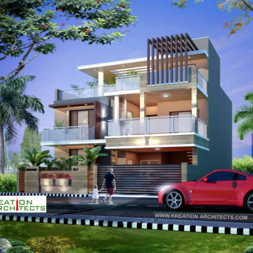 Kreation Architects in Greater Noida , Architect for residence in Greater noida, Best architect in Greater Noida, Residential Architects in Greater Noida,