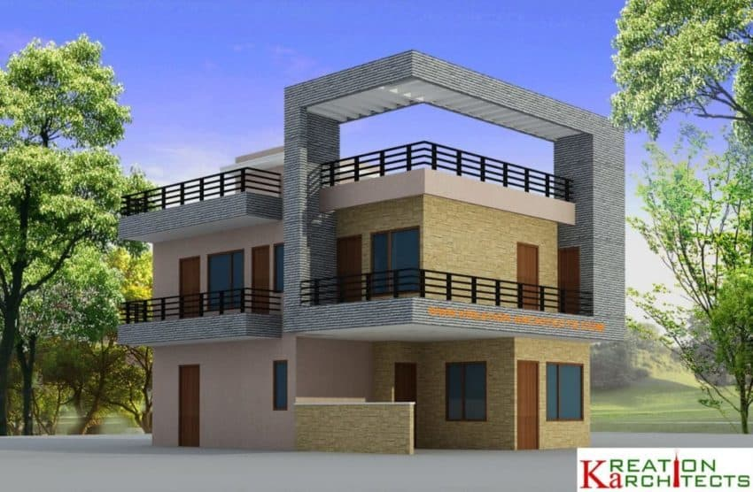 Residential Architect in delhi NCR