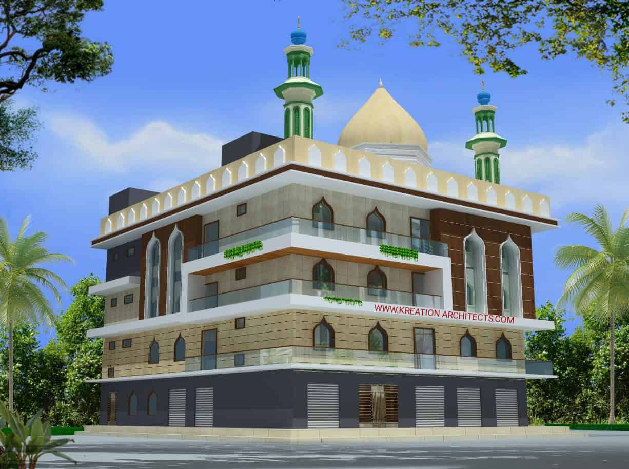 SInstitutional Architect in Noida