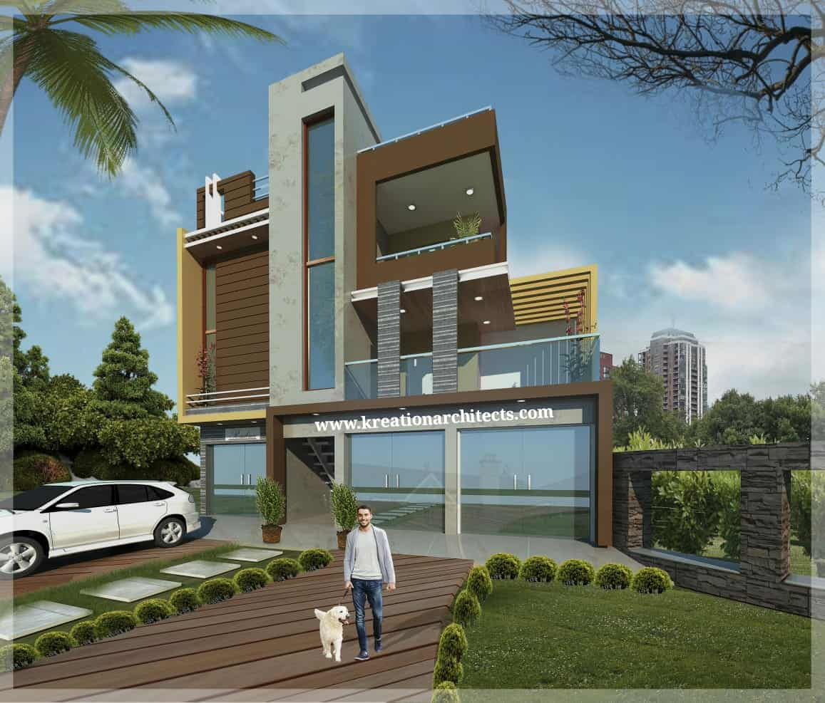 Architects In Bareilly Kreation Architects And Interior Designer In Bareilly